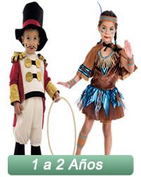 disfraces de niños de 1 a 2 años