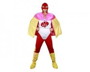 disfraz super heroe spanish