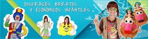 Disfraces baratos infantiles - Disfraces online