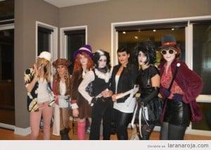 disfraces-de-miedo-y-terror-para-halloween-grupos-amigas