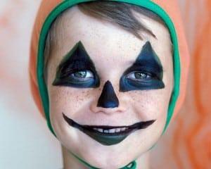 maquillajes-de-terror-calavaza-nino-disfracesmimo