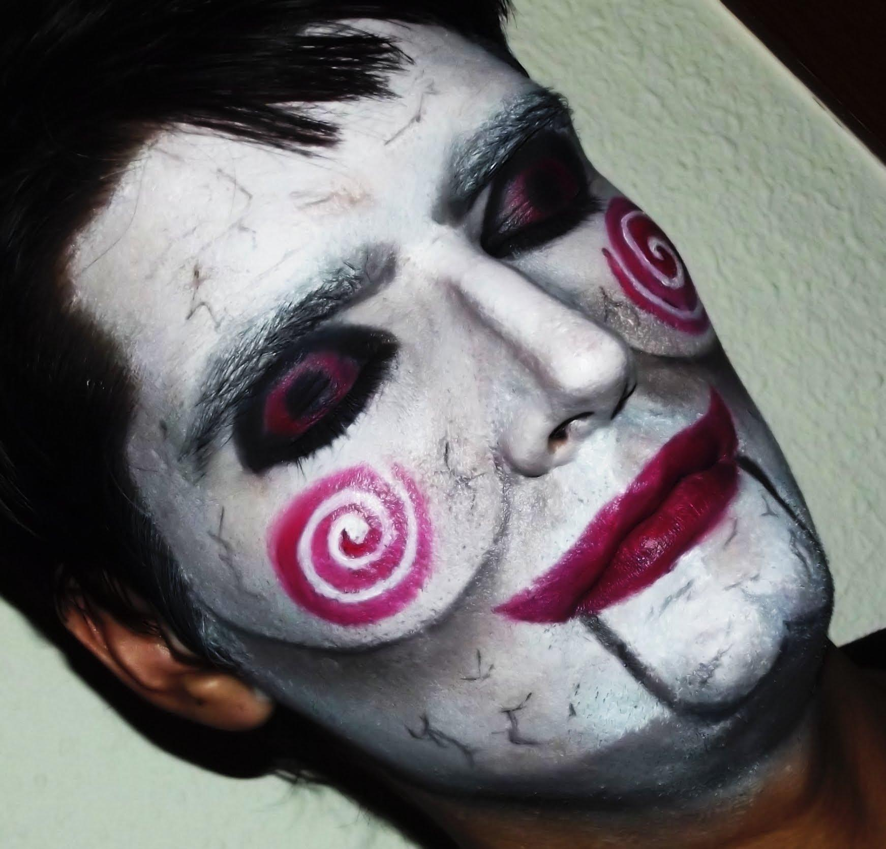 maquillajes,de,terror,muneco,hombre,disfracesmimo