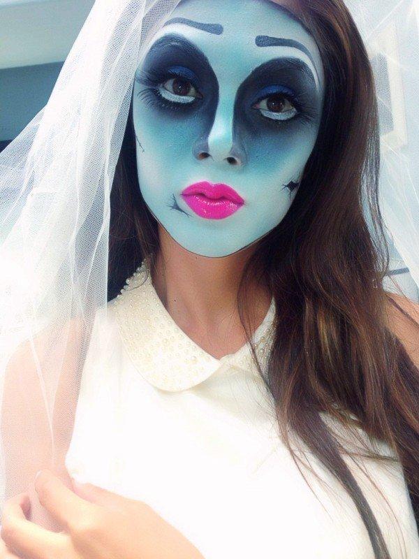 Los 12 Mejores Maquillajes Para Halloweeen Ideas Para Tu Fiesta De