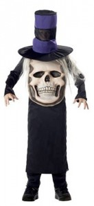 disfraz de monstruo para halloween casero adulto