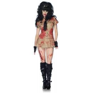 disfraz de zombie para mujer