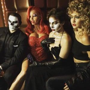 disfraces halloween de famosos