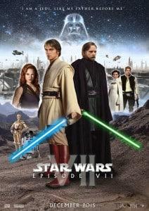 portada de star wars el renacer de la fuerza