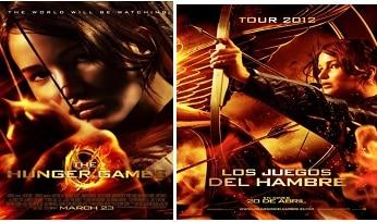 Trilogia De Los Juegos Del Hambre En El Cine