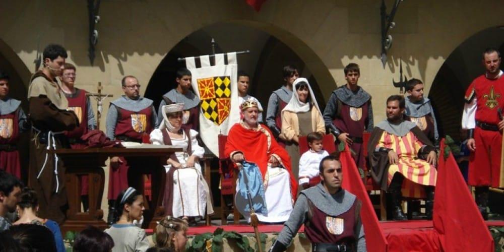 medieval portada