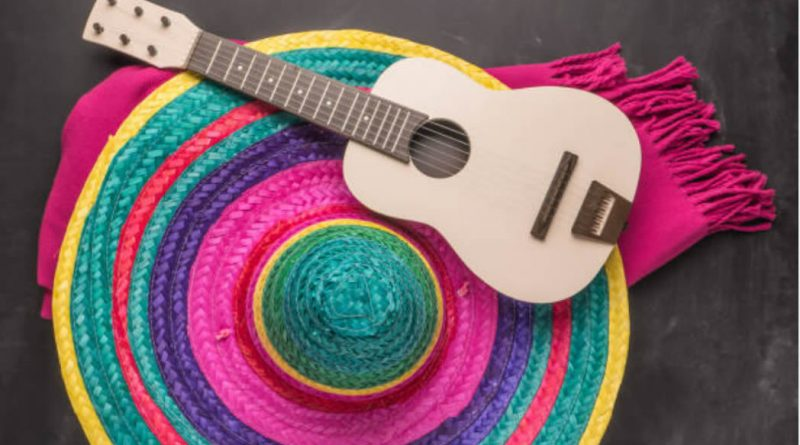 cab39328cc93 Cómo organizar una Fiesta Mexicana  con tu Disfraz y Complemento ...