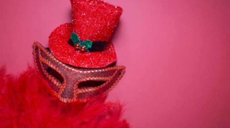 Ideas de como hacer un disfraz de mujer casero de Burlesque