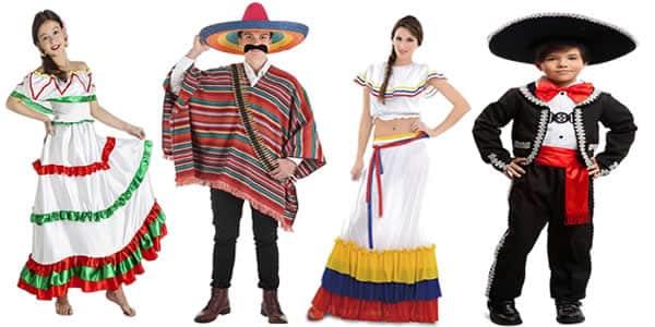 Fiesta Temática de México