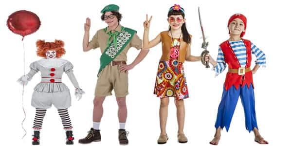 Disfraces grupos originales que siempre triunfan