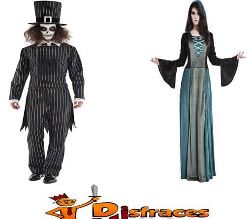 disfraces halloween niños