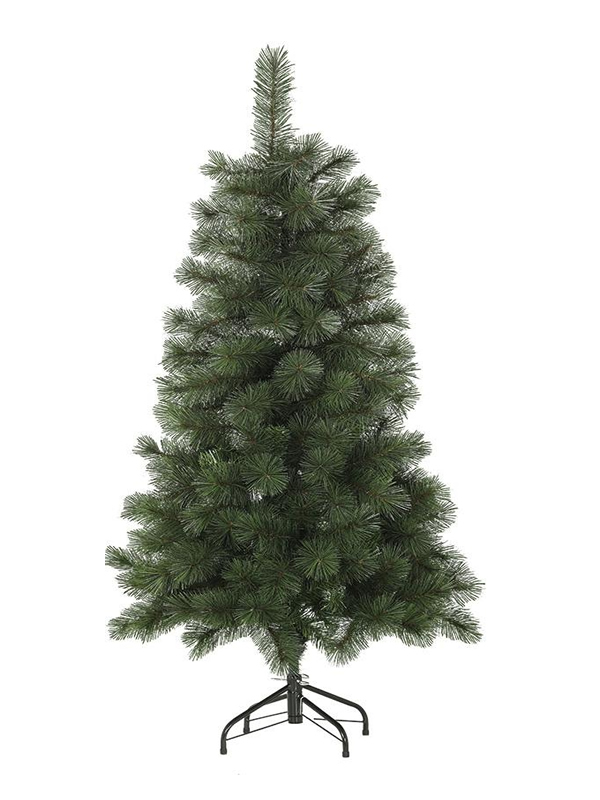 arbol de navidad helsinki 780 ramas pie metal 210 cms