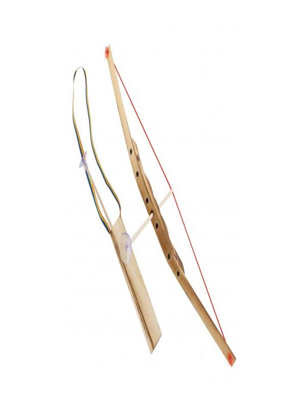 arco de madera 60 cm
