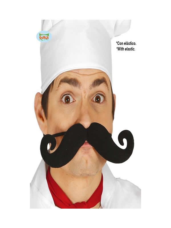 bigote con elastico 215 cm
