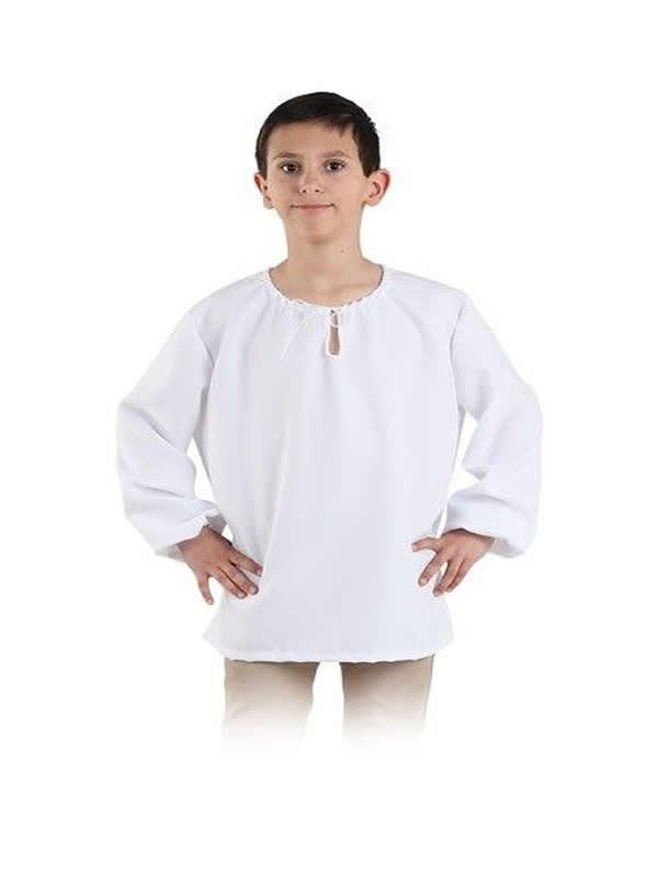 camisa medieval infantil