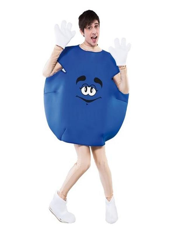 disfraz lacasito emanems azul unisex