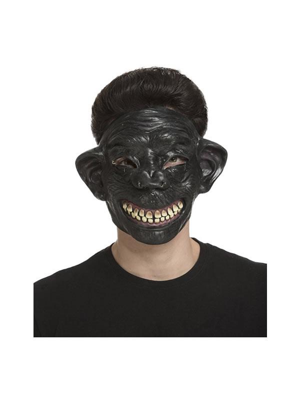 careta de chimpance risitas