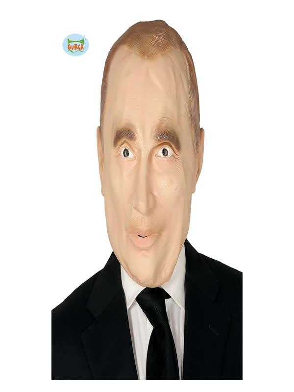 careta de politico ruso latex adulto
