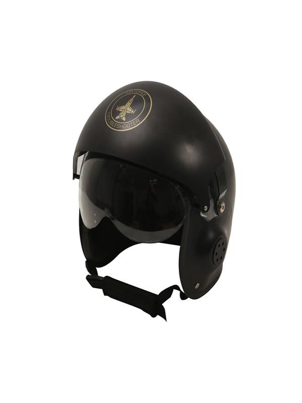 casco de aviador top gun adulto