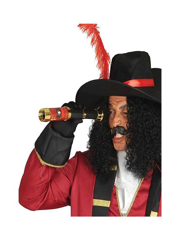 catalejo de pirata 30 cms