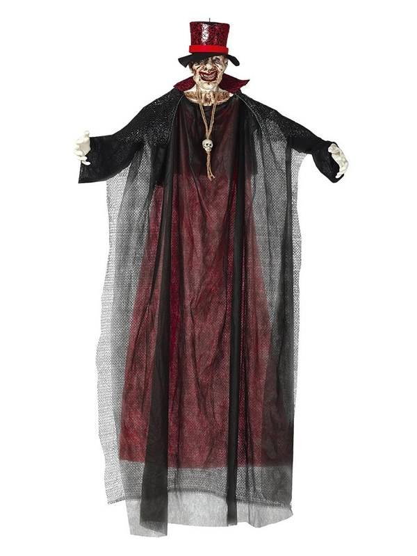 colgante de vampiro con luz 200 cms