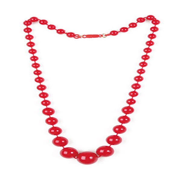collar de andaluza rojo fy2922