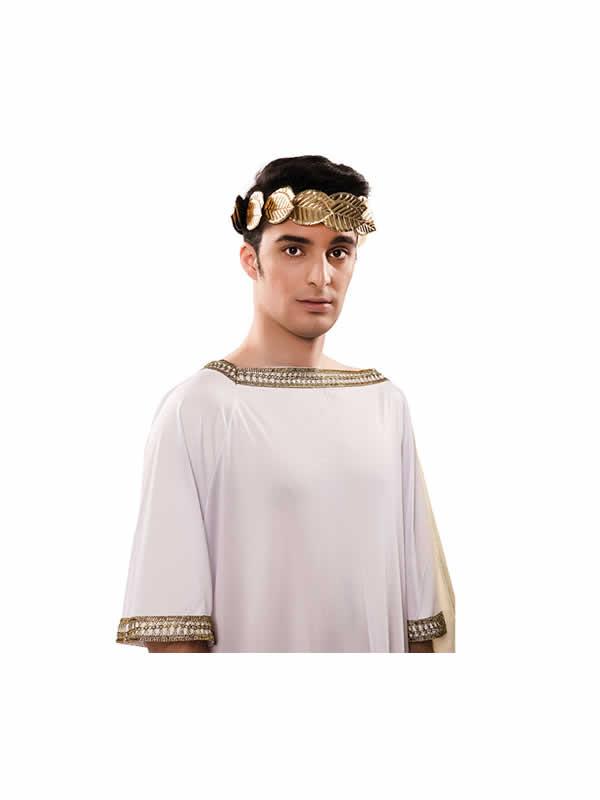 corona de romano dorado