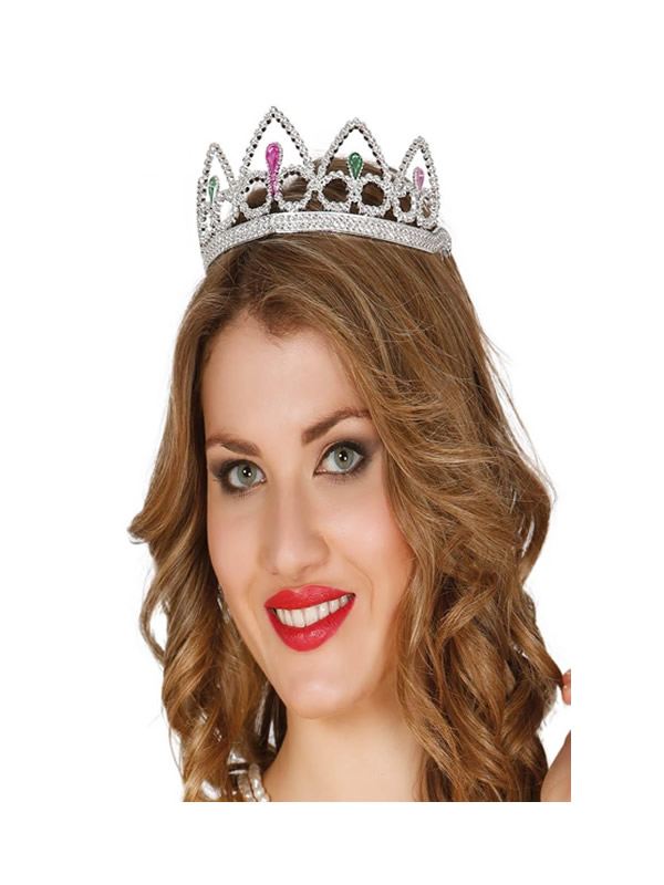 corona princesa plata