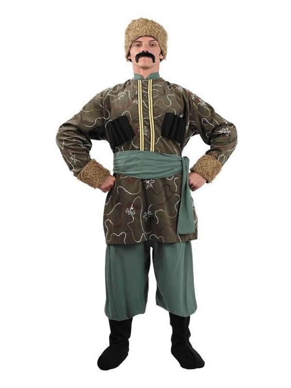 disfraz de principe ruso hombre