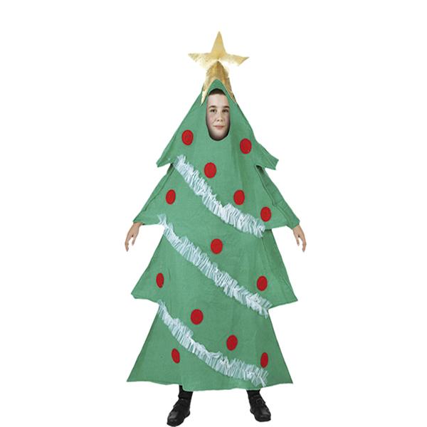 Disfraz arbol navidad infantil comprar barato disfracesmimo for Arbol navidad infantil