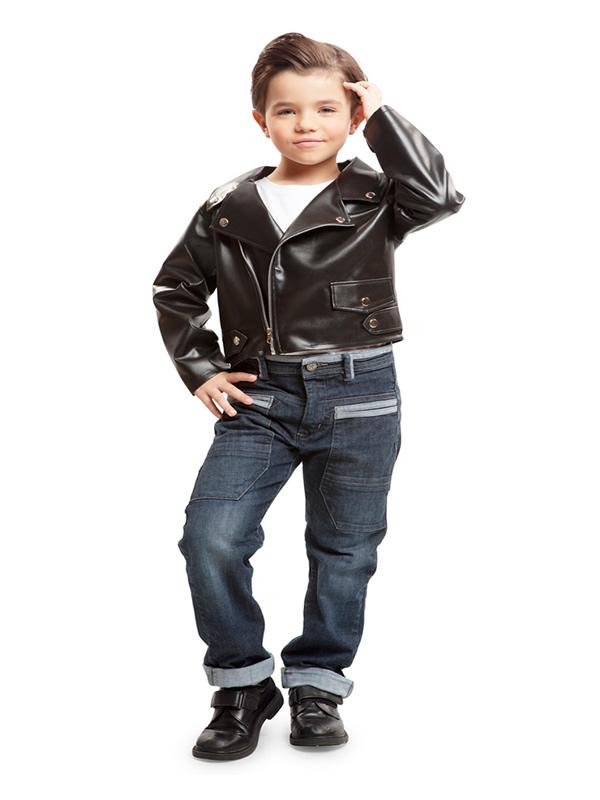 disfraz chaqueta de travolta para niño