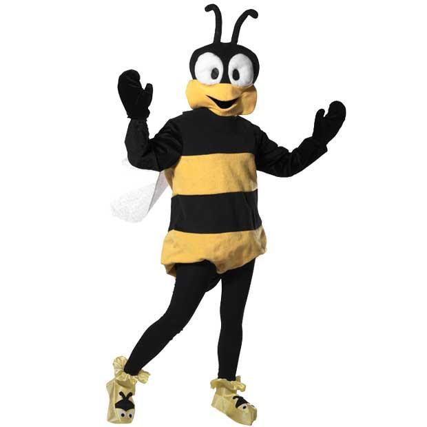 disfraz de abeja maya divertida adulto