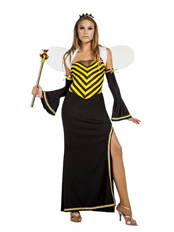 disfraz de abeja reina mujer k2820 - Los 10 mejores Disfraces de Animales para tu Fiestas