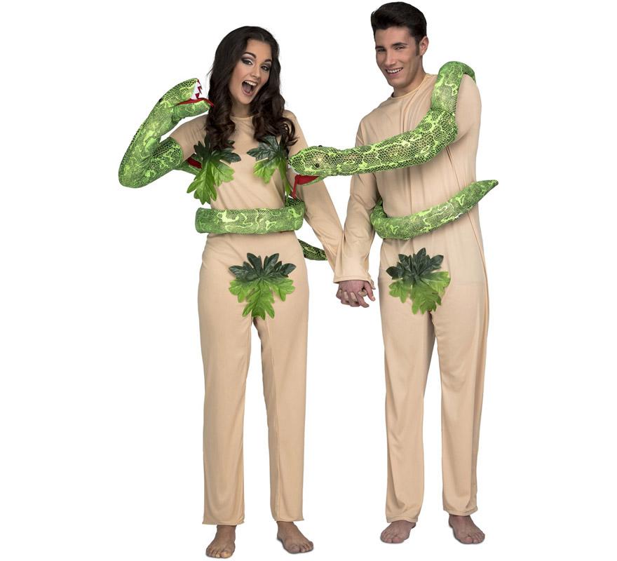 disfraz de adan con serpiente para hombre pareja.jpg 3
