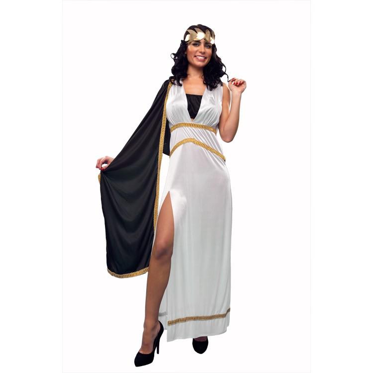 disfraz de agripina mujer