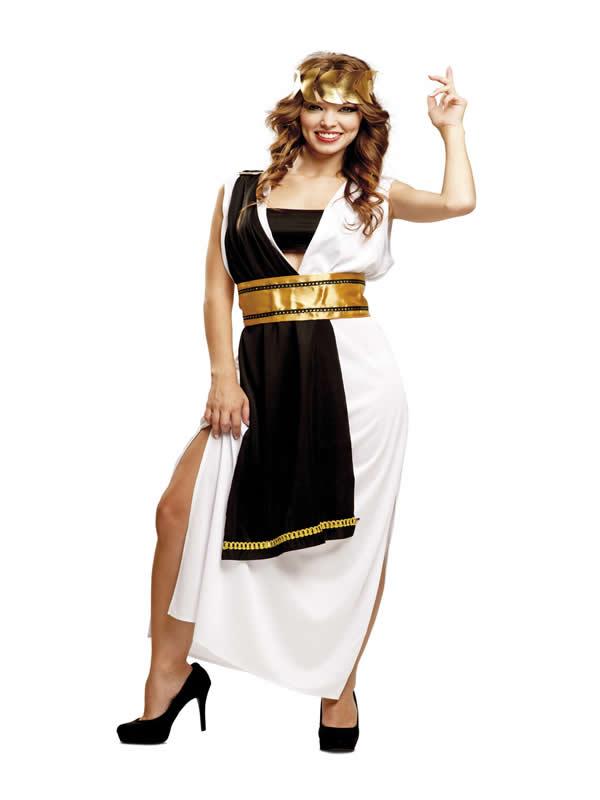 disfraz de agripina romana para mujer