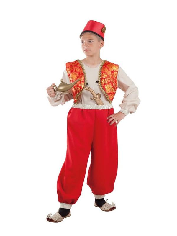 disfraz de aladino para niño