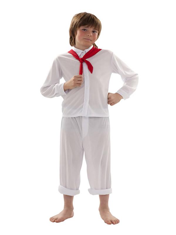 disfraz de bailarin latino niño