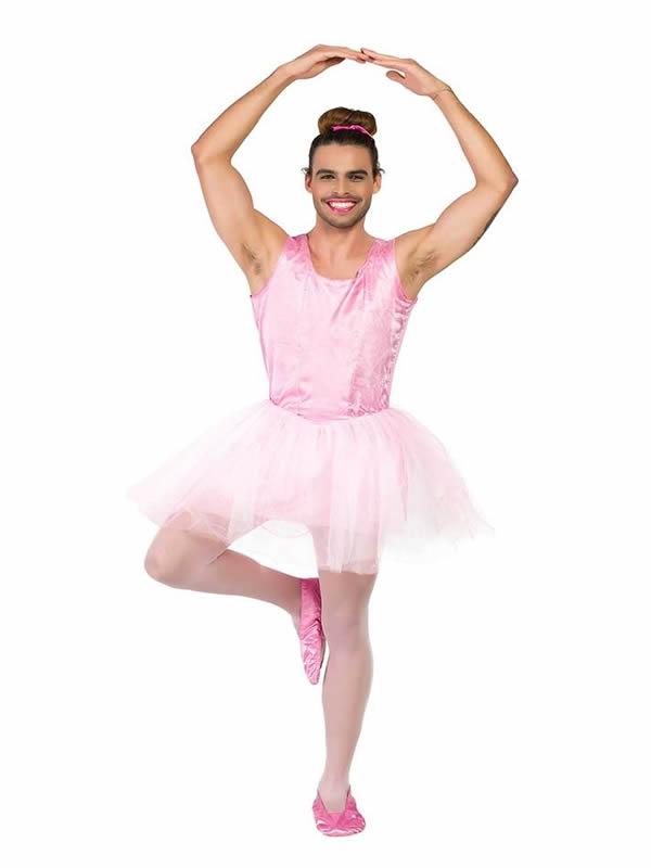 disfraz de bailarina hombre K5383 - Disfraces de Carnaval adultos ¿Cuáles son las mejores ideas?