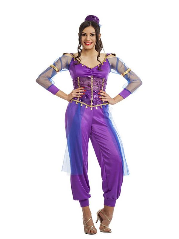 disfraz de bailarina mil y una noches mujer