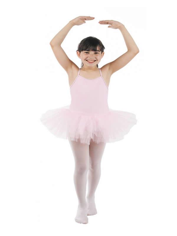 disfraz de bailarina varios colores niña
