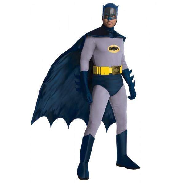 disfraz de batman classic deluxe hombre
