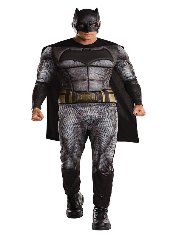 disfraz de batman la liga de la justicia hombre