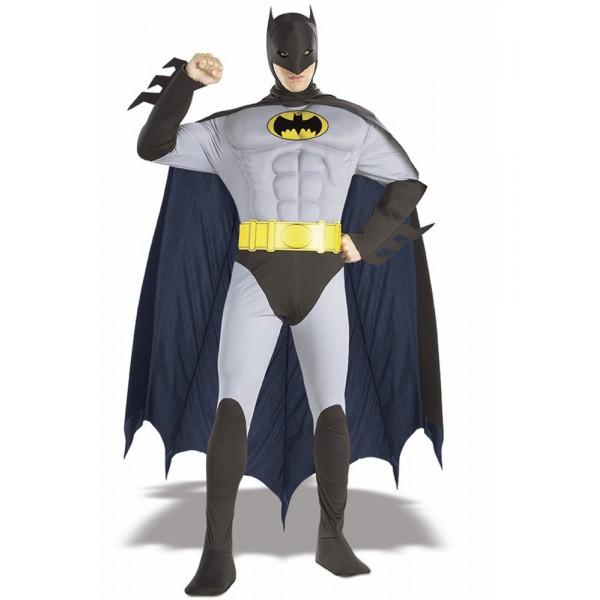 disfraz de batman musculoso hombre adulto