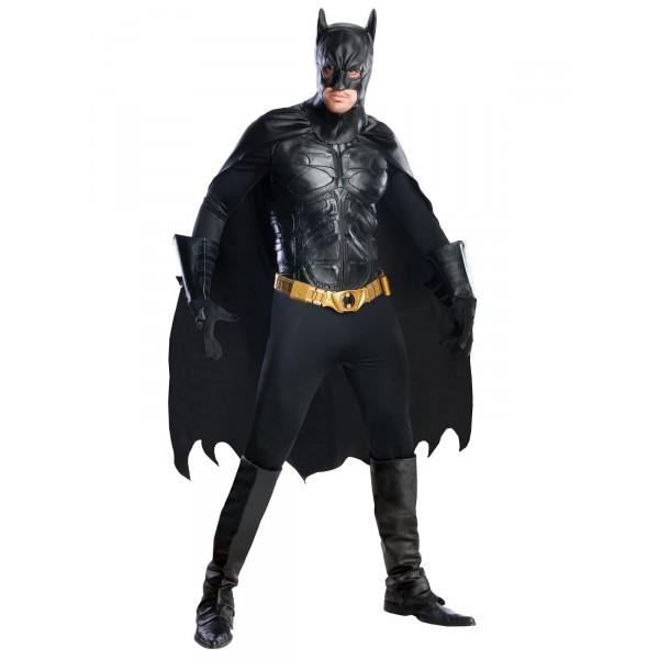 disfraz de batman the dark knight rises deluxe hombre