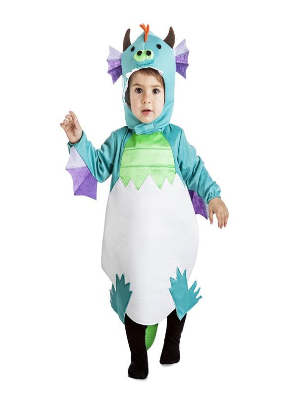 disfraz de bebe dragon para niño
