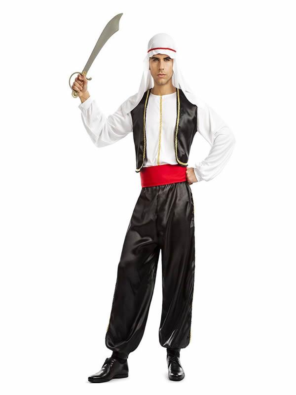 disfraz de beduino para hombre k2988 - Ideas de disfraces originales adultos para navidad